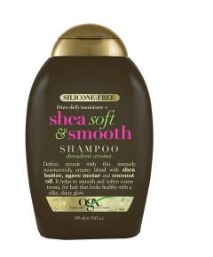 Frizz Defy Shea Soft And Smooth Shampoo