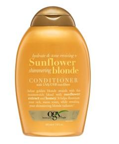 Sunflower Shimmering Blonde Conditioner