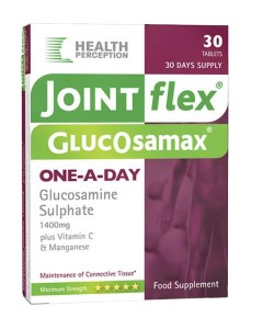 Glucosamax One A Day Tablet And Joint Massage Gel Combo