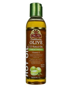 OKAY Conditioning Olive Hot Oil Treatment