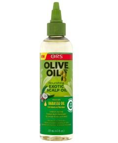Namaste Labs Olive Oil Nourishing Exotic Scalp Oil