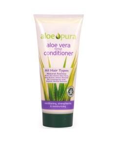 Aloe Pura Organic Aloe Vera Herbal Conditioner