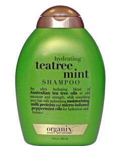 Hydrating Teatree Mint Shampoo