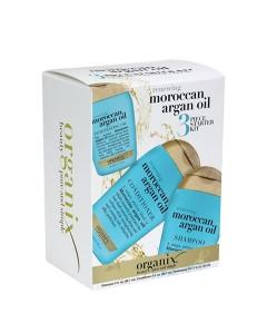 Renewing Moroccan Argan Oil 3 Piece Starter Kit