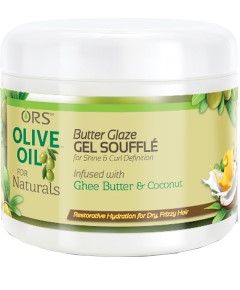 ORS Olive Oil For Naturals Butter Glaze Gel Souffle