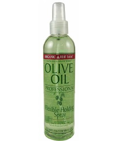 Organic Root Salon Olive Oil Professional Flexible Holding Spray