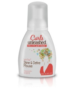 ORS Curls Unleashed Shine And Define Mousse