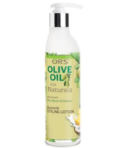 ORS Olive Oil For Naturals Butter Styling Lotion