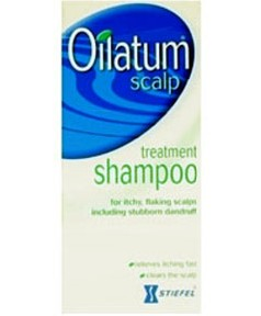 Oilatum Scalp Treatment Shampoo