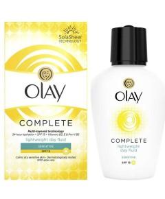 Complete Care Daily Sensitive UV Fluid