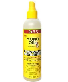 ORS Monoi Oil Anti Breakage Supercharged Leave In Conditioner