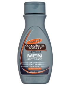 Cocoa Butter Formula Lotion Men Body And Face