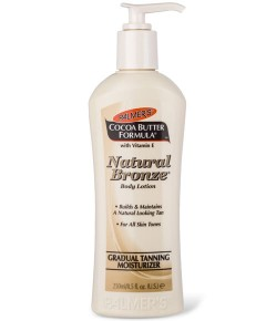 Cocoa Butter Formula Natural Bronze Body Lotion