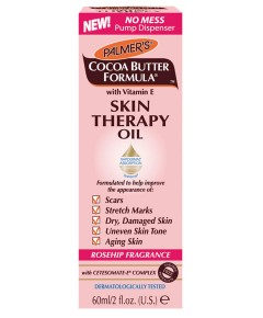 Cocoa Butter Formula Skin Therapy Oil With Rosehip Fragrance