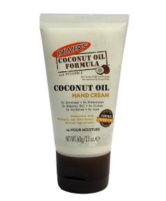 Coconut Oil Formula Hand Cream