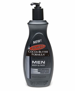 Cocoa Butter Formula Men Body And Face Lotion With Pump