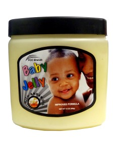 Baby Jelly With Argan Oil
