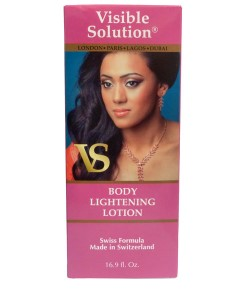 Visible Solution Body Lotion
