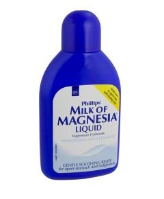Phillips Milk Of Magnesia Liquid