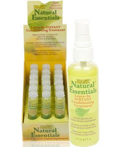 Natural Essentials Leave In Instant Conditioning Treatment