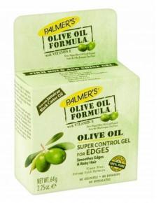 Olive Oil Formula Super Control Edge Hold Hair Gel