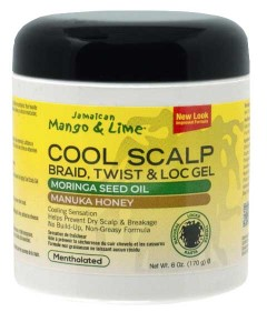 Jamaican Mango And Lime No More Itch Cool Scalp Gel