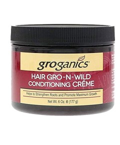 Groganics Hair Gro N Wild Conditioning Creme