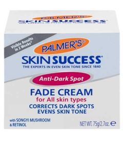 Skin Success Anti Dark Spots Fade Cream For All Skin Types