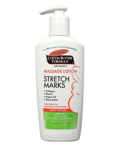 Cocoa Butter Formula All Over Body Massage Lotion For Stretch Marks