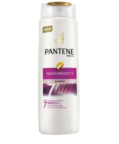 Pantene Pro V Youth Protect 7 Shampoo