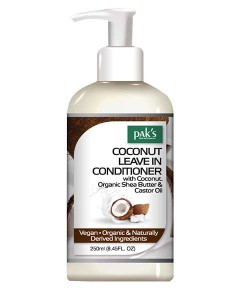 Coconut Milk Hydrating Leave In Conditioner