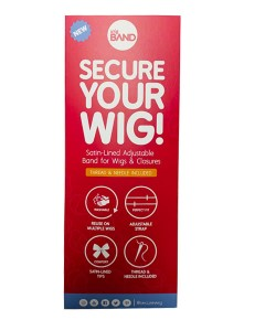 Secure Your Wig Band