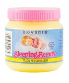 Sleeping Beauty White Petroleum Jelly