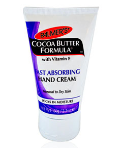 Cocoa Butter Formula Fast Absorbing Hand Cream
