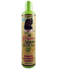 Princess by Nature Majestic Detangling Shampoo