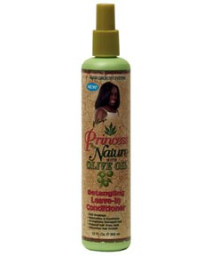 Princess by Nature Detangling Leave in Conditioner