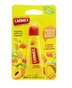 Carmex Peach And Mango Burst Lip Balm