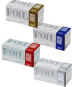 Foils Premium Superwide Rolls