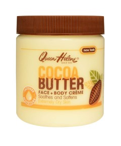 Cocoa Butter Face And Body Creme