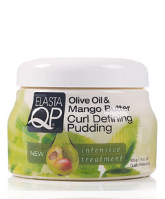 QP Olive Oil And Mango Butter Curl Defining Pudding