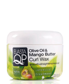 QP Olive Oil And Mango Butter Curl Wax