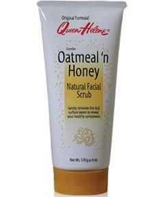 Queen Helene Oatmeal N Honey Facial Scrub