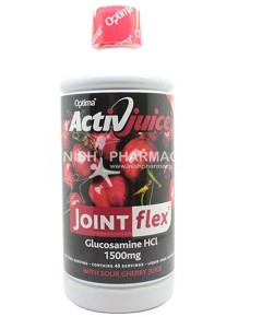 Optima Activ Juice For Joints Flex With Sour Cherry Juice