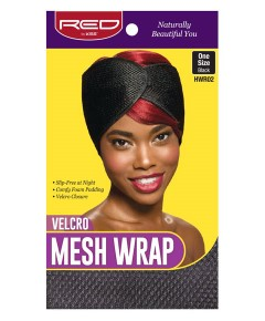 Red By Kiss Velcro Mesh Wrap