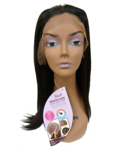 Brazilian Remy Deep Part HH Simply Straight Medium Lace Front Wig
