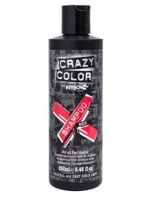 Crazy Color Shampoo For Red Shades