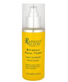 Radiant Glow Botanical Facial Toner