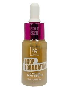 Drop Foundation RDLF320 Rich Honey