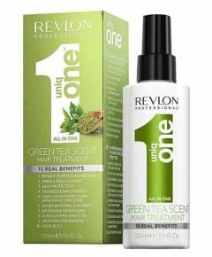 Uniq One All In One Green Tea Scent Hair Treatment