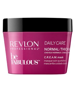 Be Fabulous Daily Care Normal Thick Hair Cream Mask